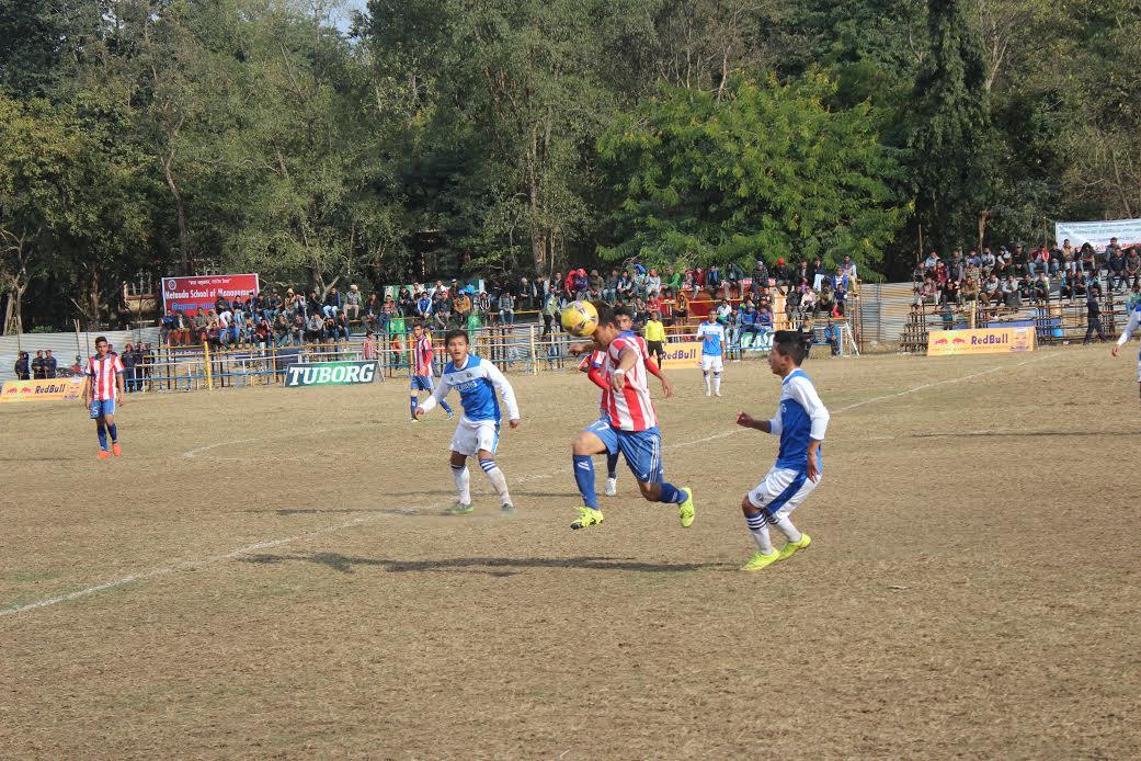 सिएमजी क्लब संकटा टुबोर्ग हेटौंडा गोल्डकपको क्वार्टरफाइनलमा