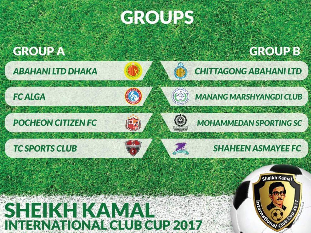 Kamal club cup