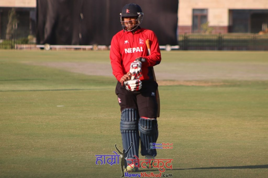nepal-cricket-team-practice-match-vs-noida-4