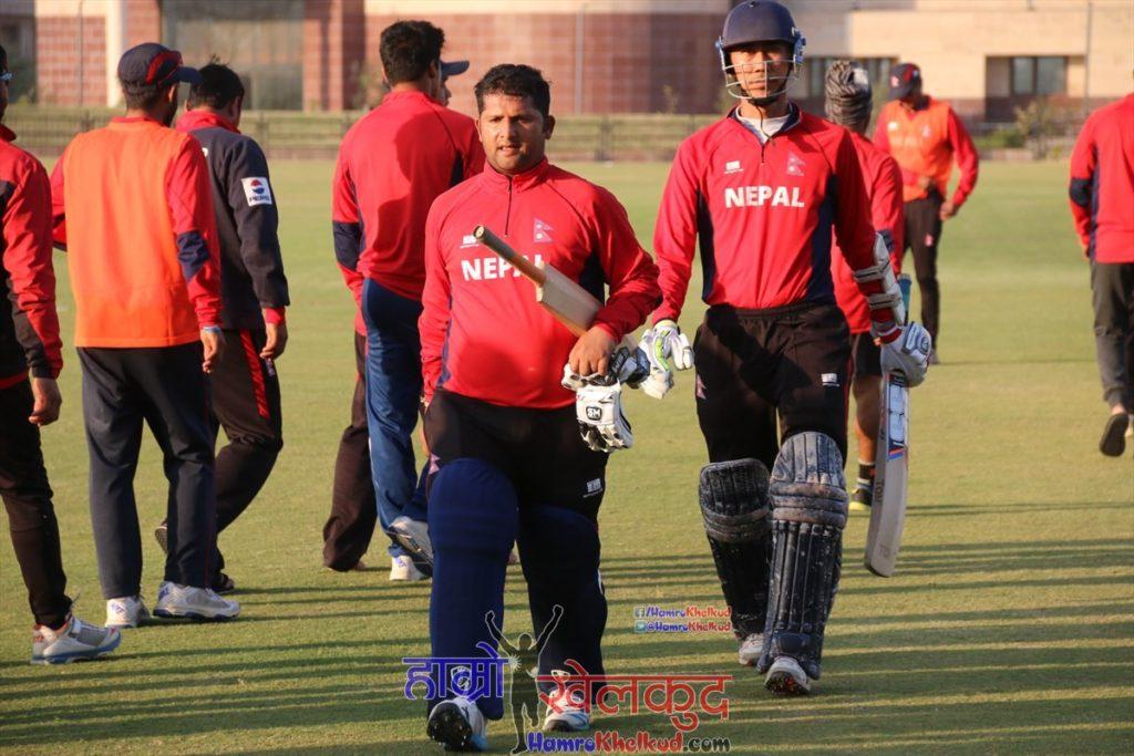 nepal-cricket-team-practice-match-vs-noida-5