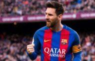 बार्सिलोनाको जितमा मेस्सीको दुई गोल