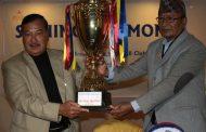भेट्रान फुटबललाई यल्लो प्यागोडाको साथ, सामाखुसी फाइनलमा