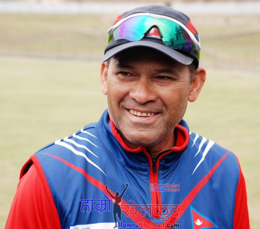 coach-jagat-tamatta-of-nepal-national-cricket-team-preparing-before-kenya-wclc-21