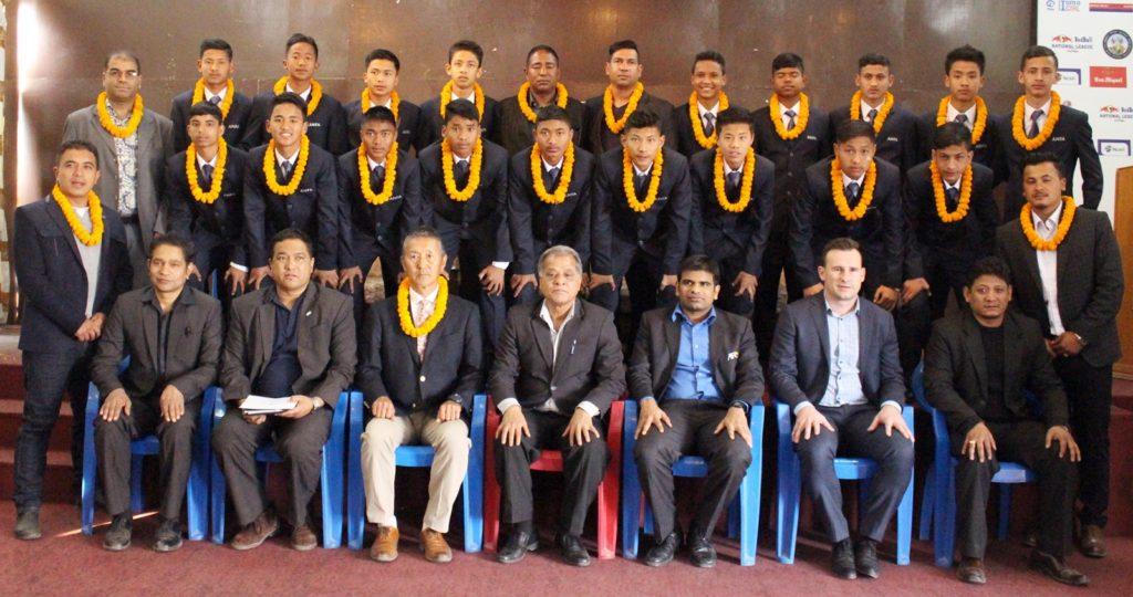 farewell-to-u15-team