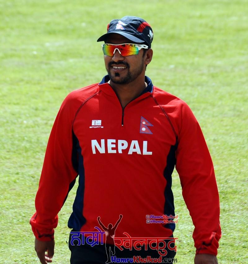 mehboob-alam-of-nepal-national-cricket-team-preparing-before-kenya-wclc-8