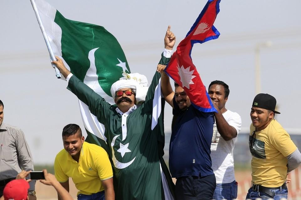 nepal-pakistan
