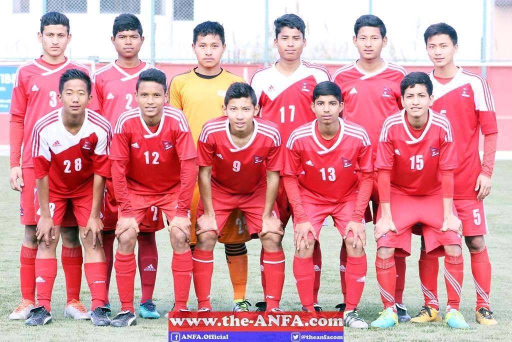 nepal-u15-national-team