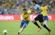 विश्वकप छनोटमा ब्राजिल र उरुग्वे भिड्दै
