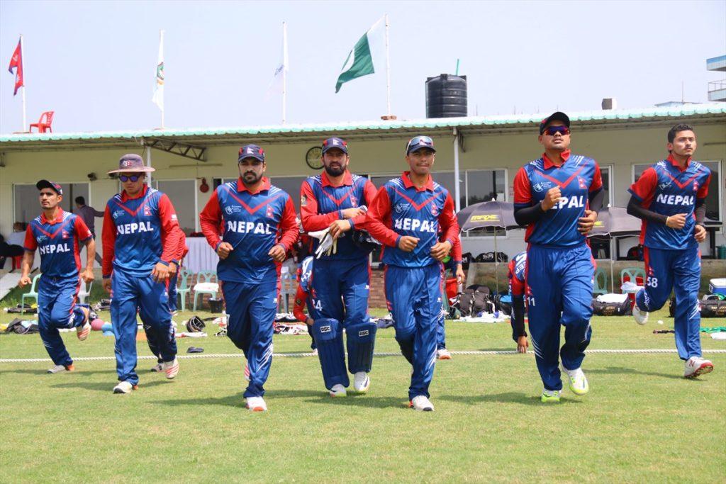 nepali-cricket-team