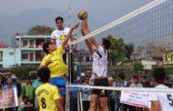 'भलिबल' नेपालको राष्ट्रिय खेल