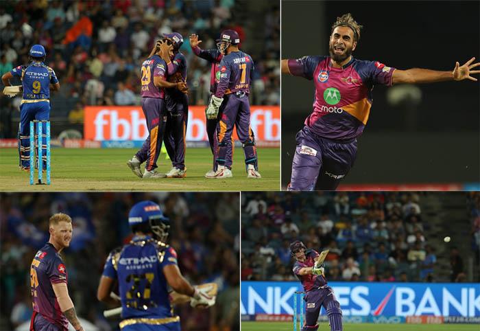 IPl Pune vs Mumbai