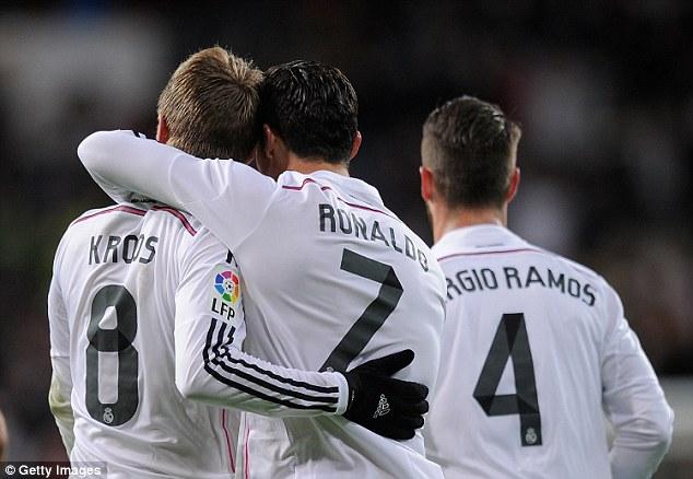 Ronaldo and Real Madrid