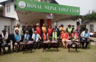 रोयल नेपाल गल्फ क्लबको सय बर्ष पुरा
