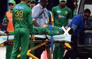 पाकिस्तानी खेलाडी शेहजाद गम्भीर घाइते