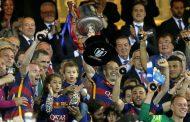 कोपा डेल रे जितेमा बार्सिलोनाले विजयी उत्सव नमनाउने