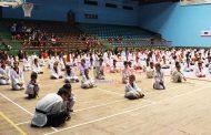 अनाथ बालबालिकालाई १० महिने निशुल्क तेक्वान्दो प्रशिक्षण