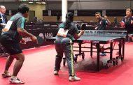 विश्व टेबल टेनिस च्याम्पियनसिपमा नविता र अमरको जोडीलाई सफलता