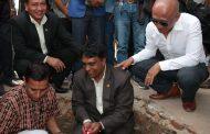 खेलकुद अस्पताल तीन बर्षमा निर्माण हुने, सिलान्यासमा पूर्वमन्त्री श्रीपाली