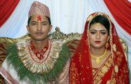 राष्ट्रिय क्रिकेट खेलाडी नरेश विवाह बन्धनमा बाँधिए