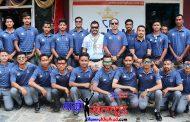यू-१९ राष्ट्रिय क्रिकेट टोली दिल्ली प्रस्थान
