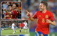 इटालीलाई हराउँदै स्पेन फाइनलमा