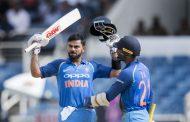 भारतले वेस्ट इन्डिजविरुद्धको क्रिकेट श्रृखंला जित्यो