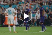 रियल म्याड्रिड २-३ बार्सिलोना [भिडियो]