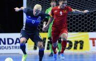 नेपालले पहिलोपटक अन्तर्राष्ट्रिय फुटसल प्रतियोगिता खेल्दै