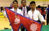 जुडोमा नेपाललाई दुई कास्य पदक, फुपु पराजित