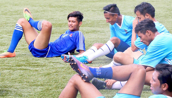 Bimal and National Team