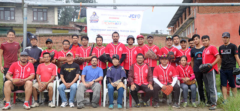 Lalitpur baseball