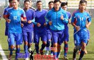 जापानबाट फर्केको फुटबल टोलीले बिहिबारबाट प्रशिक्षण पुन: सुरु गर्ने