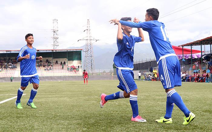 nepal goal