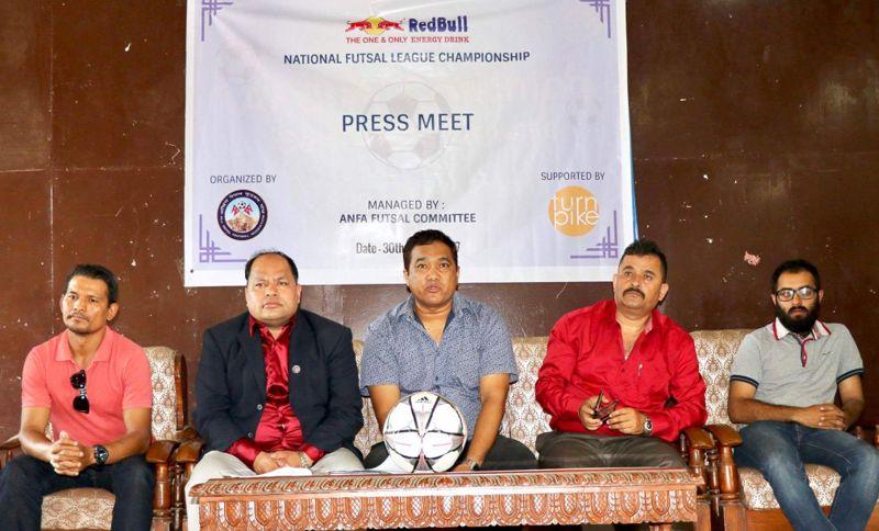 Futsal league redbull