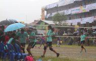 वर्षाले पश्चिमाञ्चल एपिएफको खेल स्थगित