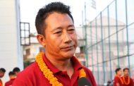 तयारी सन्तोषजनक छैनः प्रशिक्षक लोप्साङ