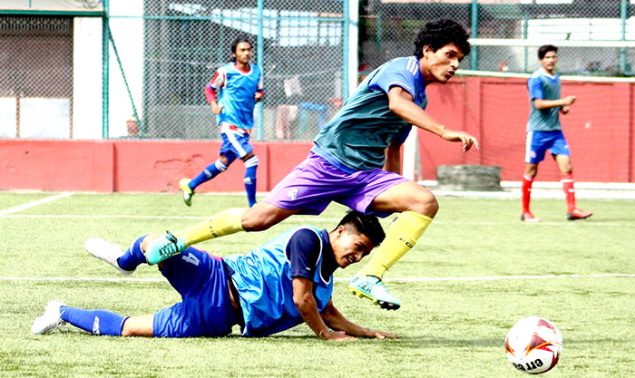 Nepal U 18