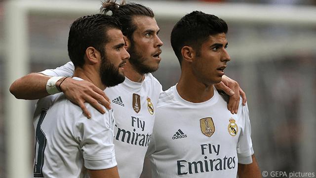 Madrid Bale Asensio