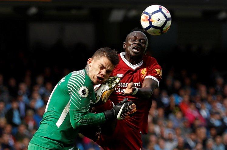 Mane red card