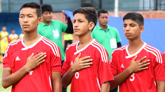 Nepal Palestine