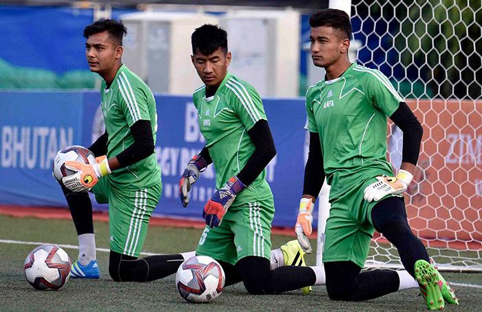 Nepal keepers