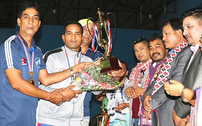 Nepal second