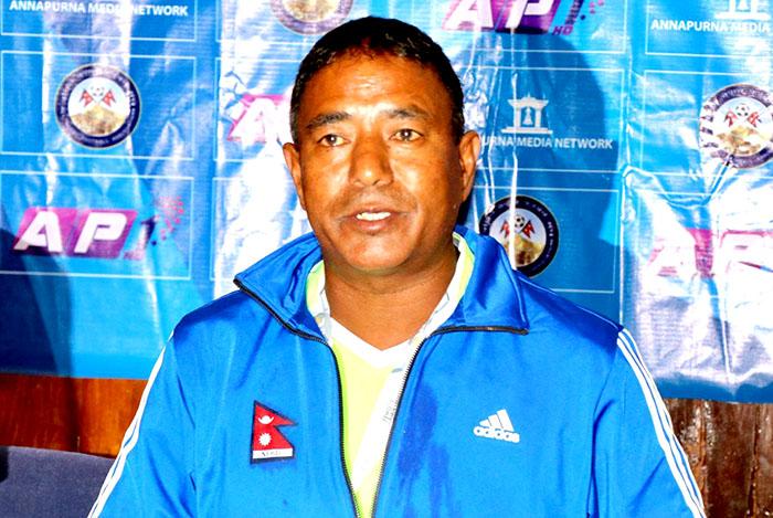 Sunil Shrestha