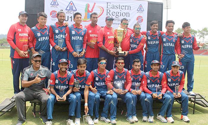 Team Nepal Eastern Champions