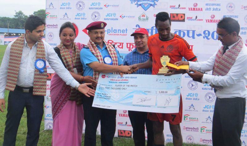 Chitwan news
