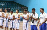 साबा यू १६ बास्केटबल – भारत र बंगलादेशको जित