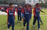 नेपाल हङकङविरुद्ध टस जितेर बलिङ गर्दै
