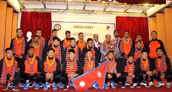 Futsal depart