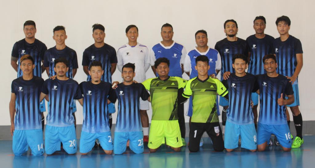Futsal squad