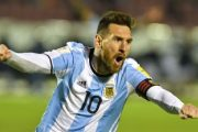 मेस्सीको ह्याट्रिकसँगै अर्जेन्टिनालाई विश्वकपमा स्थान